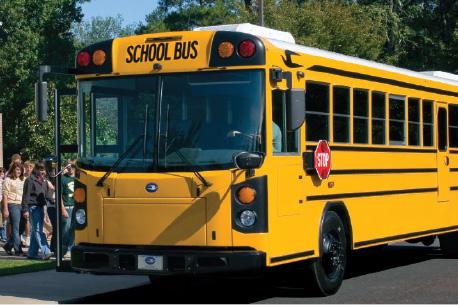 Blue Bird All American RE School Bus MacAllister