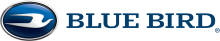 blue bird bus logo