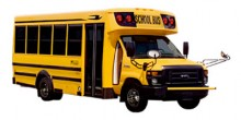 Micro Bird DRW School Bus