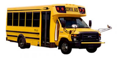 Blue Bird Micro Bird School Bus Features And Information
