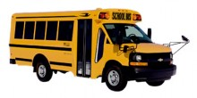 Micro Bird MB-II School Bus