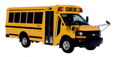 Micro Bird SRW School Bus