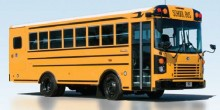 Blue Bird All American Forward Engine School Bus