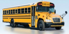 Blue Bird Vision School Bus